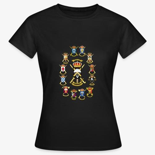 UNIDADES BRIPAC - Camiseta mujer
