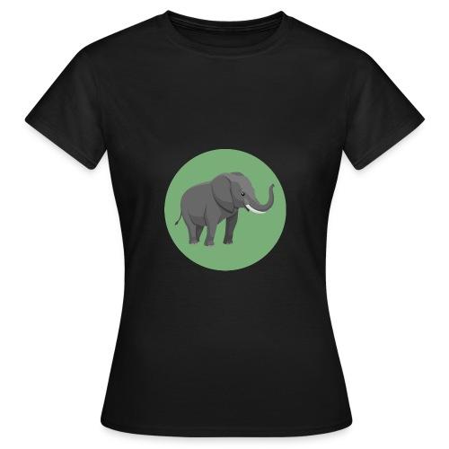 Elefantenklasse Shirt - Frauen T-Shirt