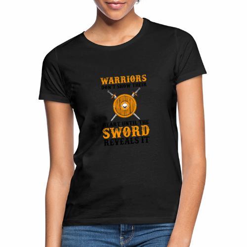 Warrior Feelings - Naisten t-paita