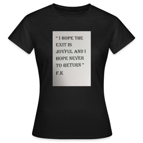 IMG 7773 - Maglietta da donna