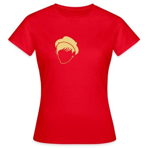 ee head small - Frauen T-Shirt
