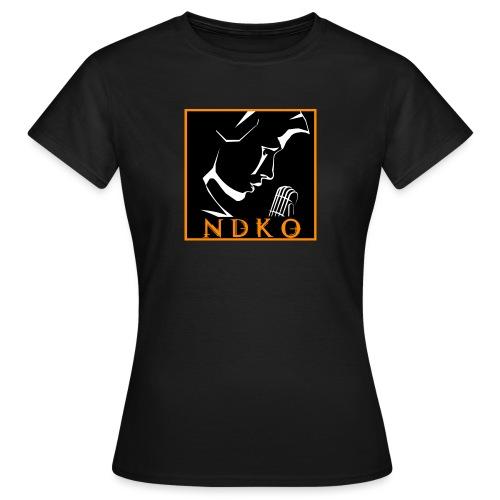 NDKO LOGO BLACK - Women's T-Shirt