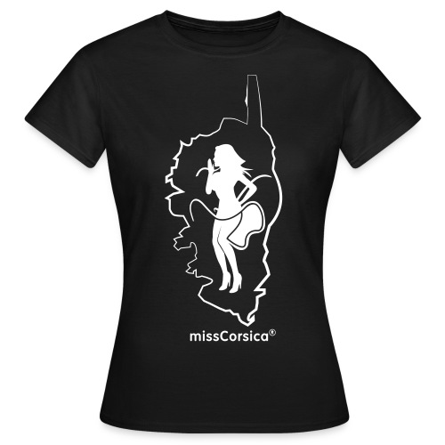missCorsica Corsica filaire - T-shirt Femme
