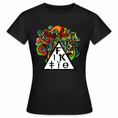Fiktio Art Edition - DaHanski - Naisten t-paita