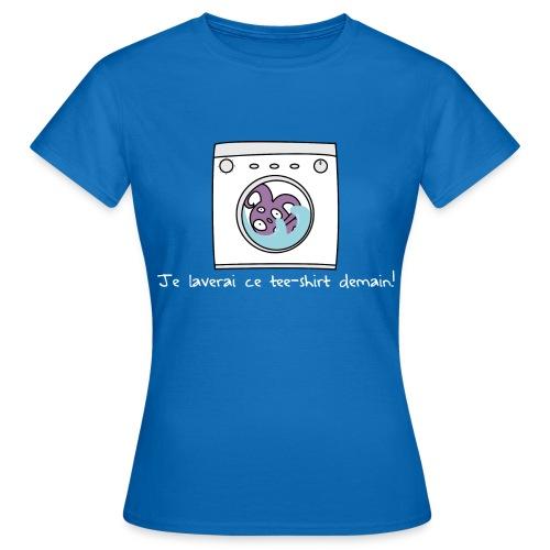 tshirt poulpe - T-shirt Femme