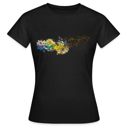 birds - Frauen T-Shirt