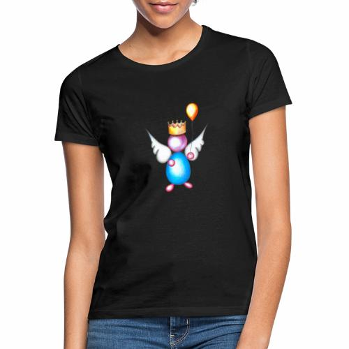 Mettalic Angel geluk - Vrouwen T-shirt