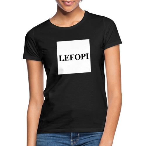 LEFOPI - Vrouwen T-shirt