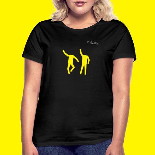 Hey DJ Wie Doet Er Wat?!? - Vrouwen T-shirt