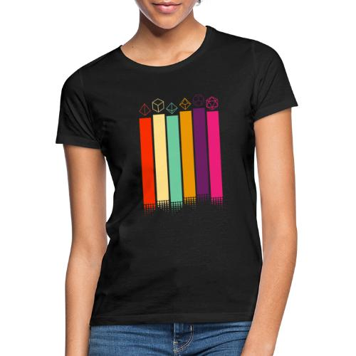 70s Dice - Women's T-Shirt