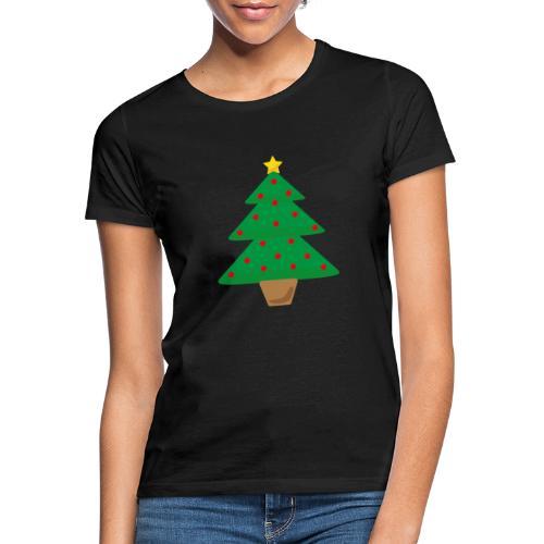 Sapin de Noel - T-shirt Femme