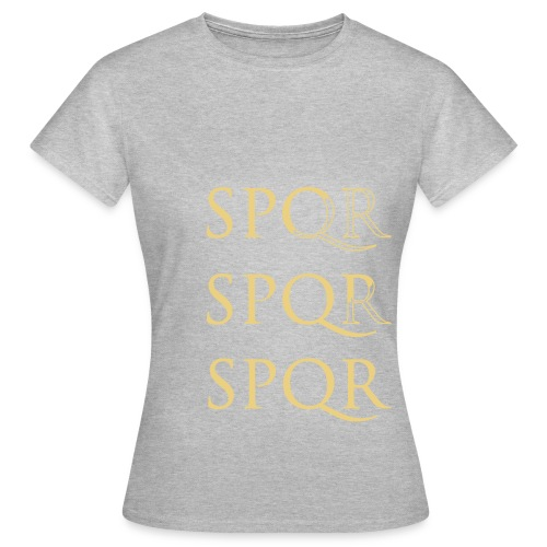 spqr - Camiseta mujer