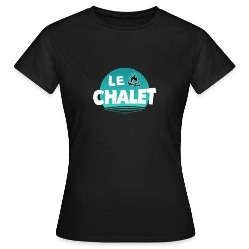 LECHALET v2 - T-shirt Femme