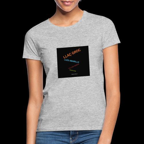 Llac Groc Suggestiu - Camiseta mujer
