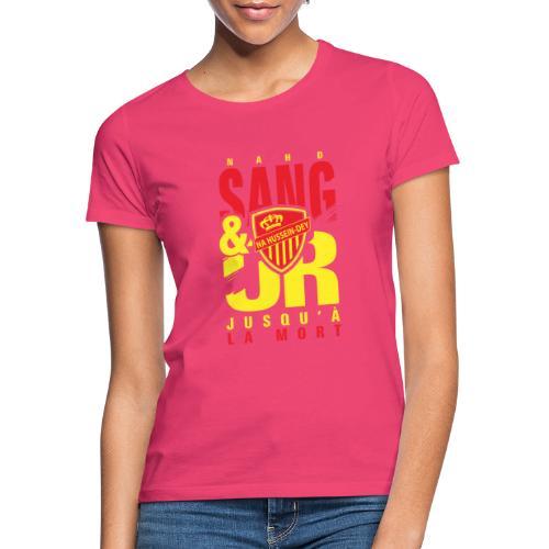 NAHD - T-shirt Femme