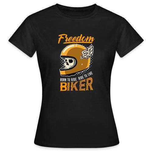 freedom willys workshop - T-shirt Femme