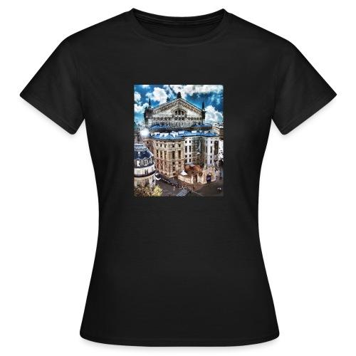 Paris - Dame-T-shirt
