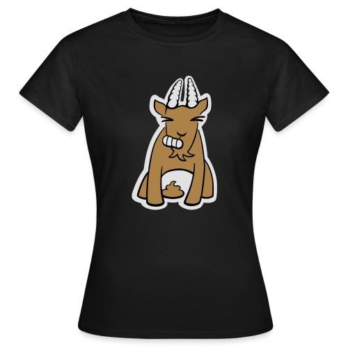 Scheissbock - Frauen T-Shirt
