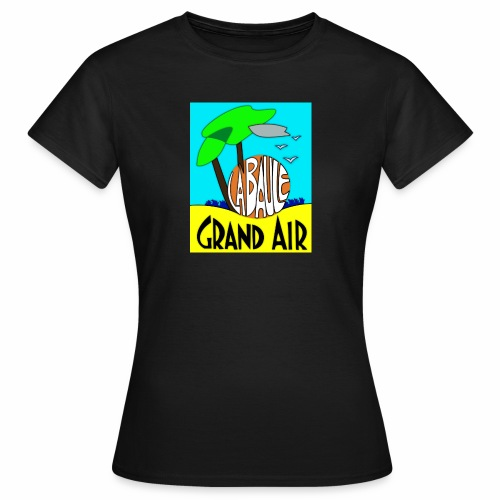 Grand-Air - T-shirt Femme