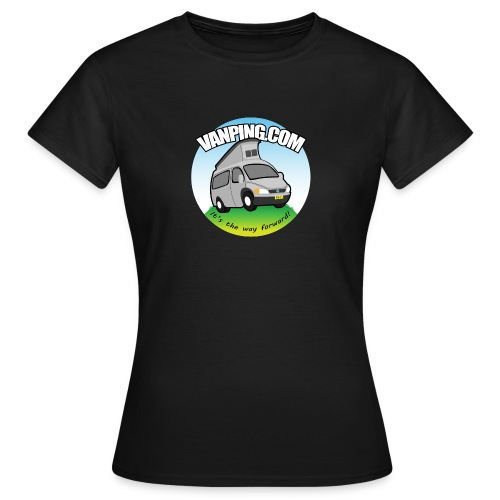 VanpingFinal crop - Women's T-Shirt