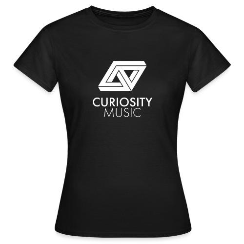 Curiosity Music - T-shirt Femme