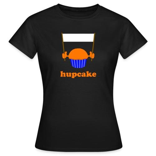 hupcake donker - Vrouwen T-shirt