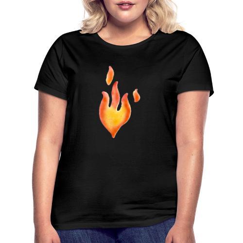 Fiamma - Maglietta da donna