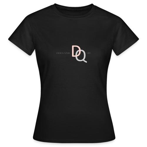 Ddesignerqueen - Vrouwen T-shirt