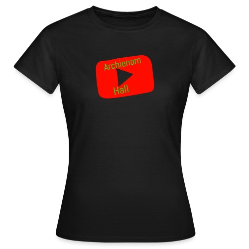 Archienam logo - Women's T-Shirt