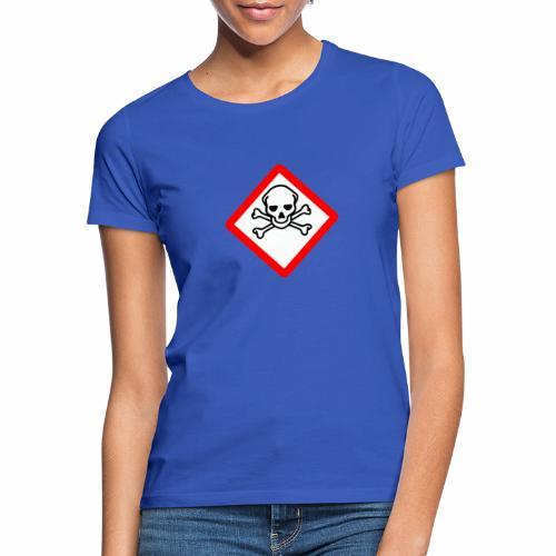 Myrkky vaara - tuoteperhe - Naisten t-paita