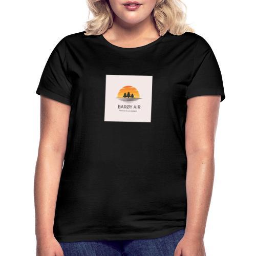 Roblox Airline Barøy Air - Women's T-Shirt