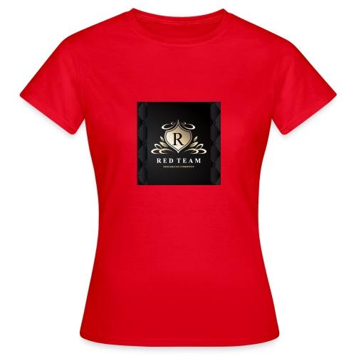 Red Team by Redzaman45 - T-shirt Femme