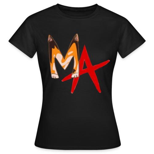 Mog Anarchy Logo - Women's T-Shirt
