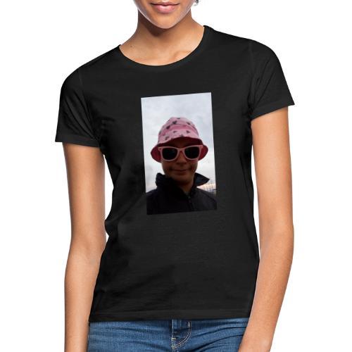 Lil Jens hovedet - Dame-T-shirt