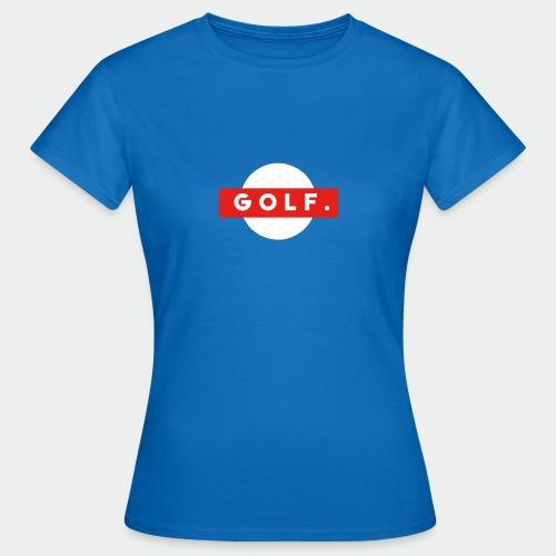 GOLF. - T-shirt Femme