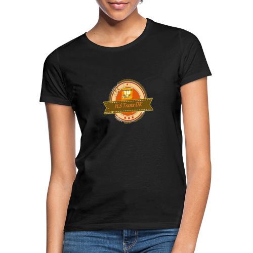 hjarne har brug for hjlp 123 - Dame-T-shirt
