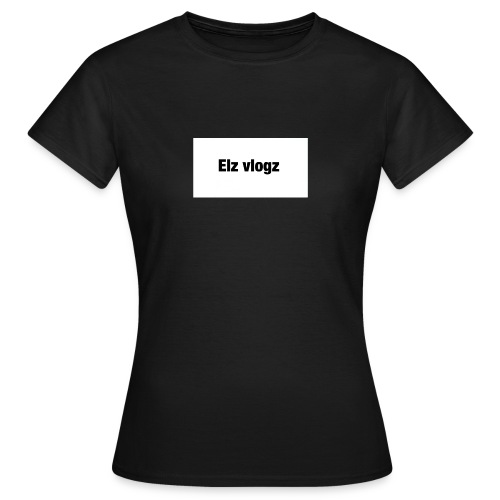 Elz vlogz merch - Women's T-Shirt