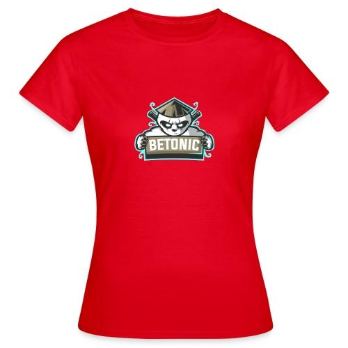 logo btc pndaa - T-shirt Femme