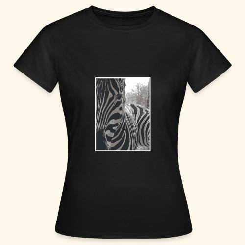 Zebrack&White - T-shirt Femme