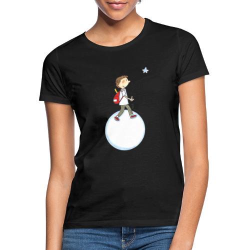 2021 08 Planète - T-shirt Femme