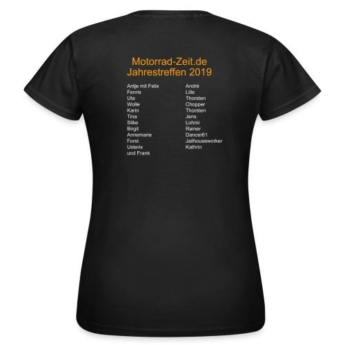 Jahrestreffen 2019 - Frauen T-Shirt