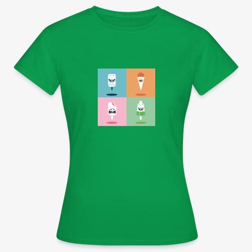 Ijsjes - Vrouwen T-shirt