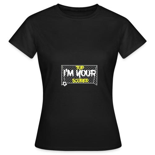 topscorer png - Women's T-Shirt
