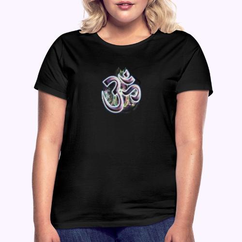 Fractal Om - Camiseta mujer