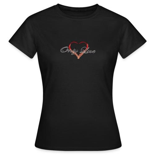 corazon - Camiseta mujer