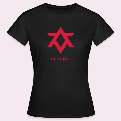 OCTOBER - Women's T-Shirt