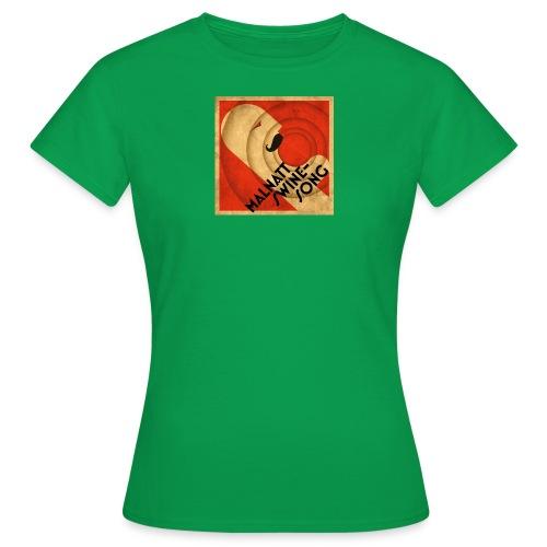 swinesong cd - Women's T-Shirt