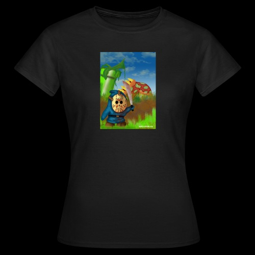 SuperMario: Not so shy guy - Vrouwen T-shirt