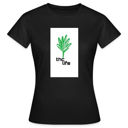 thc Life - Camiseta mujer