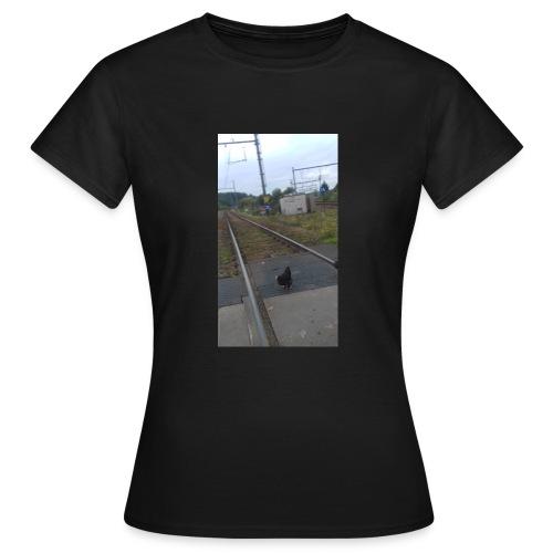 Suicidal chicken - Vrouwen T-shirt